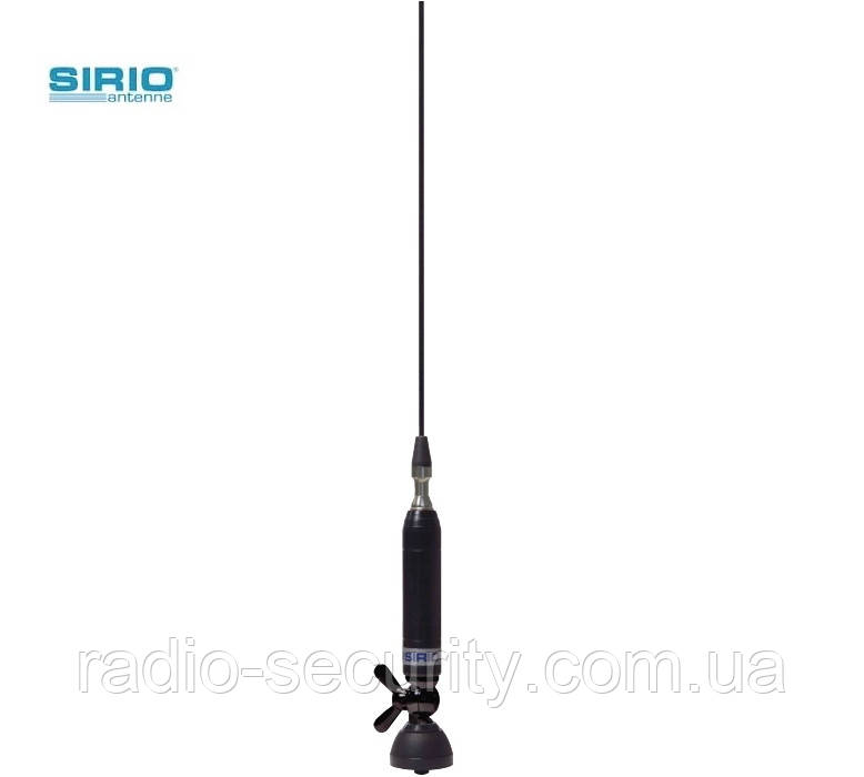 Антенна автомобильная SIRIO TITANIUM 1500 BLACK NE