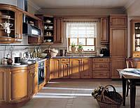 Кухонные фасады из натурального дерева BRW Padwa