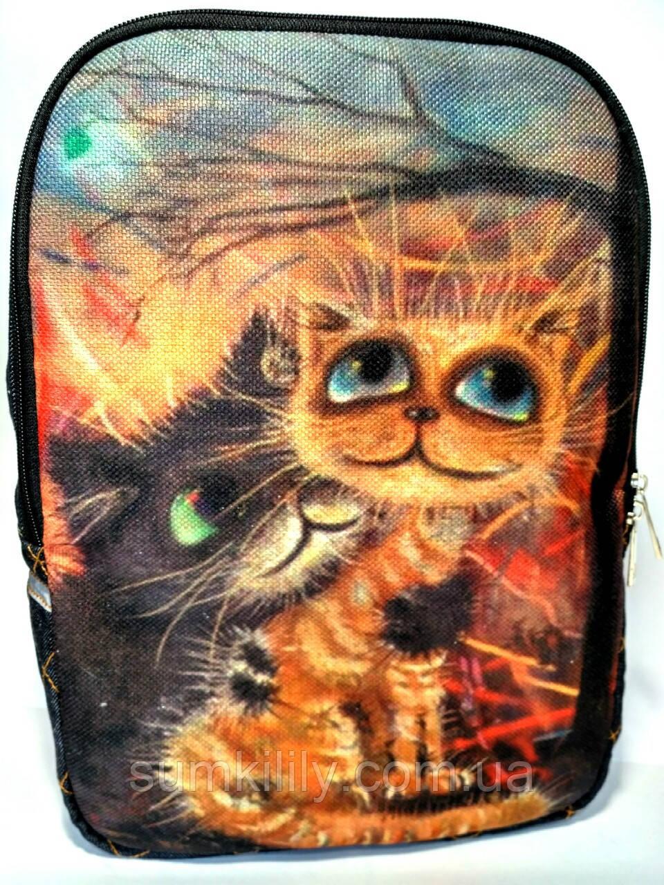 Джинсовый рюкзак Свидание