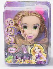 Кукла- голова с косметикой, в коробке