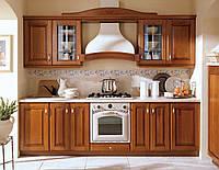 Кухонные фасады из натурального дерева BRW Regina