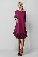 Елегантна сукня для вагітних