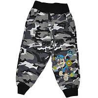 Детские спортивные штаны для мальчика 1-5 лет Щенячий патруль