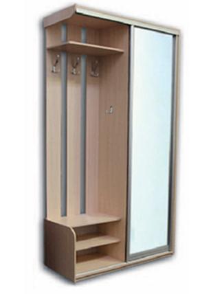 Прихожая шкаф-купе Львов, фото 2