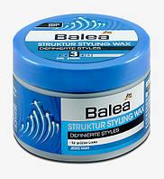 Balea Struktur Styling Wax - Воск  для сильной фиксации волос (фиксация 3) 75 мл
