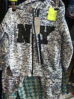 Спортивный костюм  для мальчика  5-8 лет(на флисе)