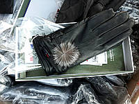 Женские перчатки - кожа (опт и розница)