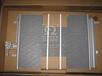 Радиатор кондиционера FORD MONDEO IV (07-) (производство Nissens) (арт. 940043), AGHZX