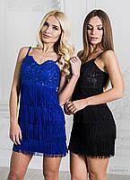 Вечернее платье-мини, фото 1
