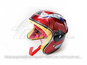 Шлем открытый детский SHUNDA