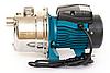 Насос центробежный поверхностный самовсасывающий Leo для воды 0.45кВт Hmax35м Qmax40л/мин (775352), фото 3