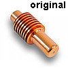 Плазменный электрод 40-80 A и FineCut (120926, Powermax, Hypertherm). Плазменные расходники.