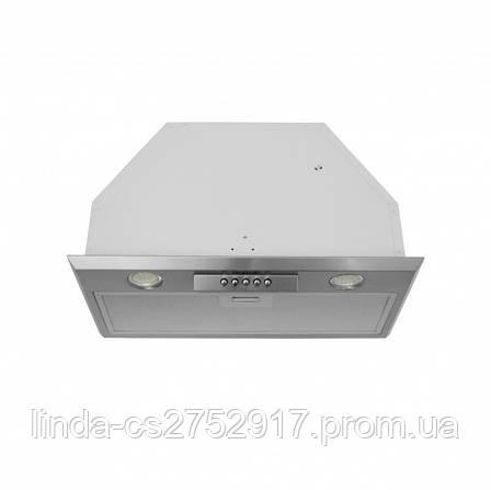 Кухонная вытяжка ELEYUS Modul 1200 LED SMD 52 IS (нержавеющая сталь), фото 2