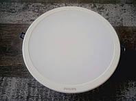 Светодиодный встраиваемый светильник (даунлайт) Philips DN027B LED20/NW D200 RD, 23W, 4000K, фото 1