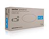 Рукавички Santex латексні опудренниє (50 пар уп)