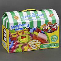 Детский игровой набор для лепки «Пиццерия»