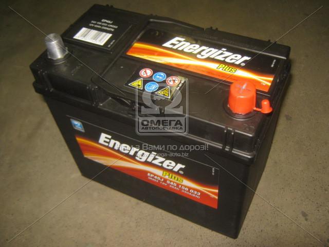 Аккумулятор 45Ah-12v Energizer Plus (238х129х227), R,EN330 545 156 033 - АВТОЗАПЧАСТЬ в Мелитополе