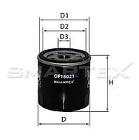 Фильтр масляный SMARTEX   ОF16021 (SCT SM 105, OP 570/1)