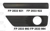 Накладка решетки Форд Фокус FORD FOCUS