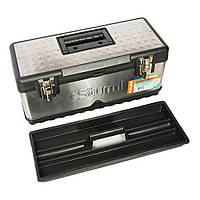 Ящик для інструментів металевий Sturm TBM001, 500х230х220 мм