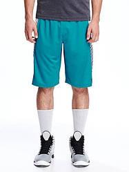 "OLD NAVY шорты мужские спортивные M Tall 50/52 Олд Неви/ Go-Dry Shorts for Men 12"""
