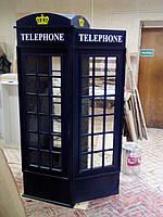Телефонная будка, шкаф, фото 1