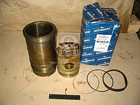 Гильзо-комплект ЯМЗ 238Б (ГП) (нирезист) П/К (производство ЯМЗ), AGHZX