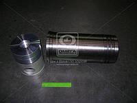 Гильзо-комплект Д 160 (ГП+уплотнитель) (d=145, тракт.Т-130) (гр.С) (МОТОРДЕТАЛЬ) (арт. Д160.1000101), AGHZX