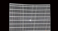 Решетка разделительная на 10 рамочный улей У