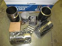 Гильзо-комплект ГАЗ 2410 (ГП+Кольца+Палец) (Black Edition/EXPERT) М/К (МД Кострома) (арт. 24-1000105-20), AHHZX