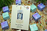 Yves Saint Laurent L`homme Ultime - Travel Perfume 50ml в подарочной упаковке