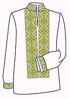 Заготовка под вышивку мужской рубашки ВЧ-5