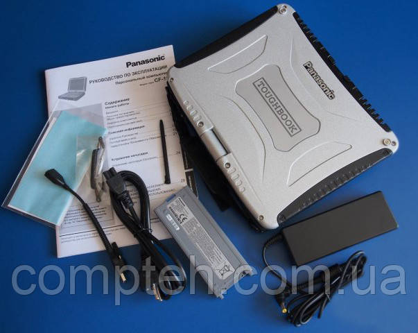 Panasonic Toughbook CF-19 MK5 demo