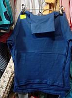 Гольф-водолазка на байке для мальчика 5-8 лет однотонные цвета в ассортименте оптом