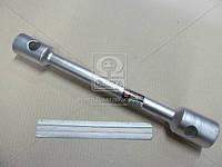 Ключ балонный КАМАЗ ЕВРО d=25, 32x38x395мм  (арт. DK2819-3238), ABHZX