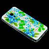 Чохол накладка для Meizu M5c силіконовий Diamond Cath Kidston, Прекрасні незабудки, фото 3