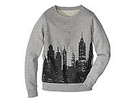 Свитшот джемпер пуловер для мальчика New York Pepperts! (Германия) 122-152