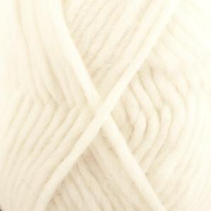 Пряжа Drops Eskimo, цвет uni off white 01