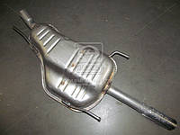 Глушитель задней OPEL ASTRA (Производство Polmostrow) 17.598