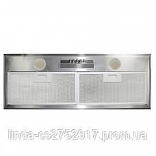 Кухонная вытяжка ELEYUS Modul 700 LED SMD70 IS(нержавеющая сталь), фото 3