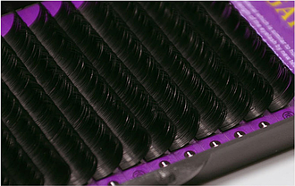 Ресницы для наращиванияNagaraku 16 линий C/ 0.07-14 мм , фото 3