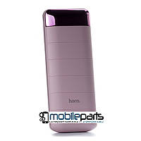 Внешний аккумулятор (Power Bank) HOCO B29A 15000 mAh (Розовый)