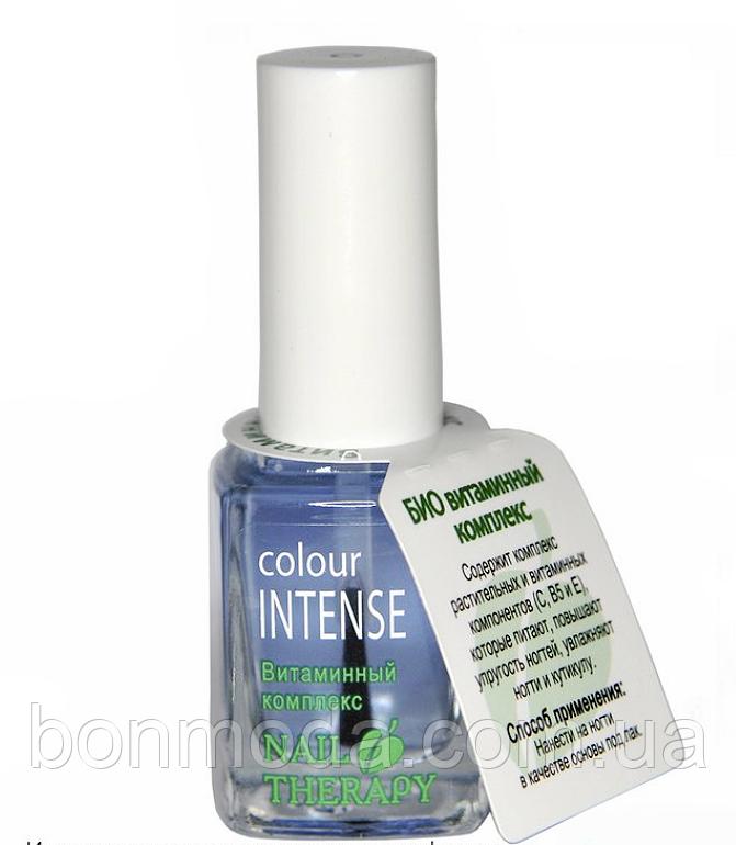 БИО витаминный комплекс Colour Intense Nail Therapy № 205