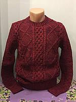 Теплый свитер для мужчины