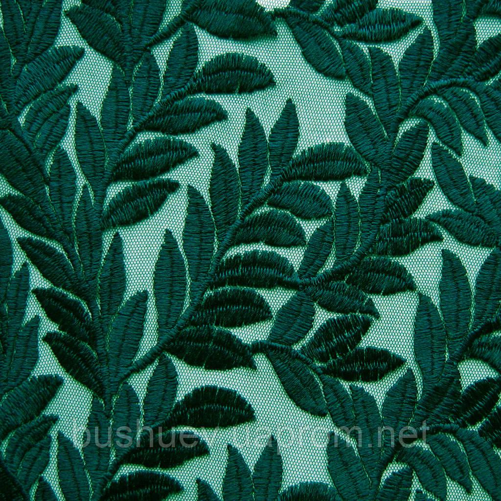 Сетка с вышивкой (P08566)
