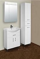Комплект мебели для ванной Аква