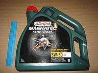 Масло моторное Castrol  Magnatec Stop-Start 5W-30 A5 (Канистра 4л), AEHZX