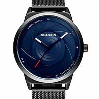 Мужские классические часы Guanquin Zero