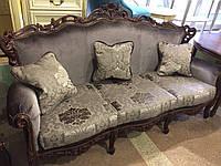 Комплект Сицилія з-х місний диван і крісло