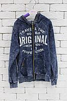 Куртка ветровка джинсовая для девочки 134-164 см